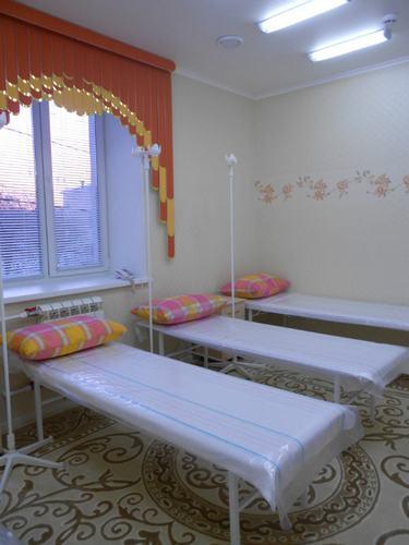 Ульяновский областная больница на речном