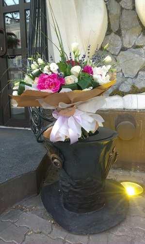 Самара доставка цветов на дом безналичный расчет
