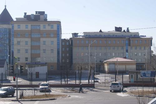 Калининская районная больница саратовская область