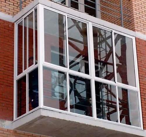 Остекление балкона европласт остекление балкона раздвижными окнами