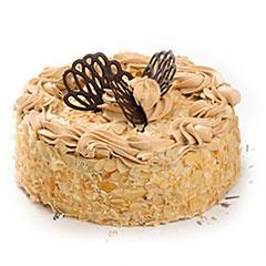 Как украсить сметанный торт в домашних условиях фото