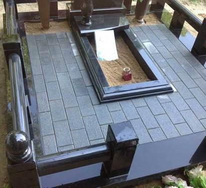 Плитка на могиле своими руками 66