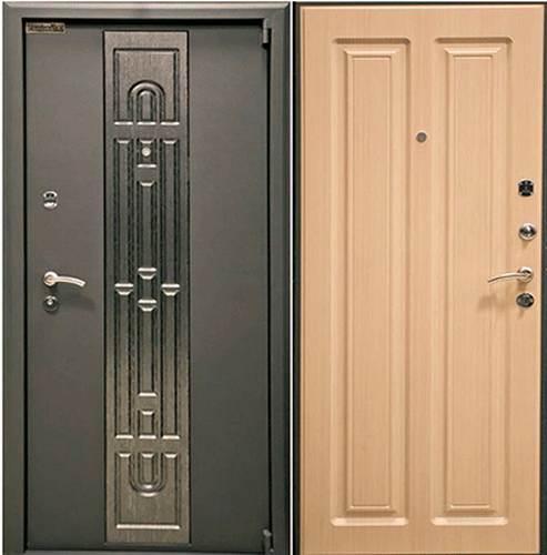 г чехов стальные входные двери