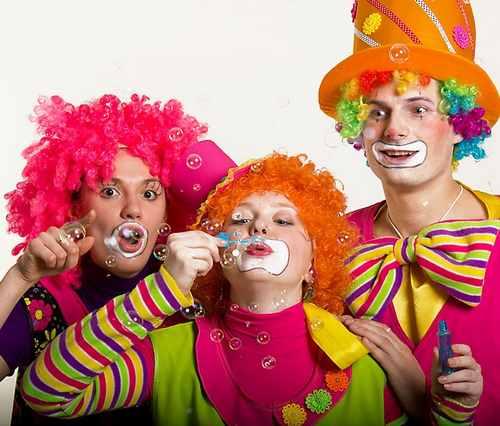 Детский клоун на праздник детский праздник с участием бабы яги