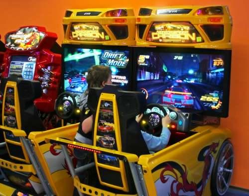 развлекательные игровые автоматы и
