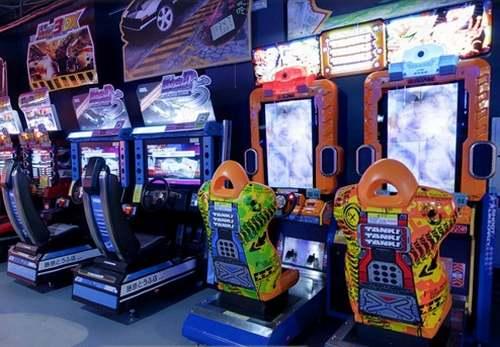Игровые детские автоматы для парков играть в качественные игровые автоматы